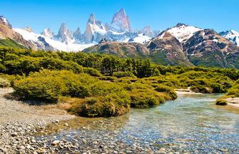 Argentinien, Chile, Brasilien ─ Südamerika ABC
