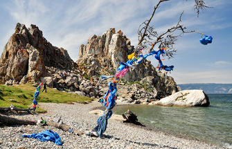 Sibirisches Sommermärchen am Baikal
