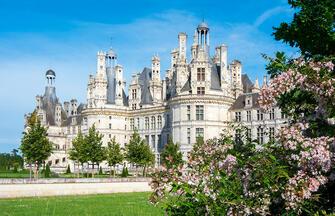Die Schlösser der Loire ─ mit Muße durch den »Garten Frankreichs«