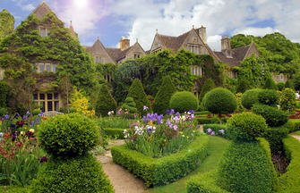 Mittelengland ─ Cottage-Parks und Landschaftsgärten