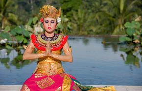 Meeresbrise und Bali