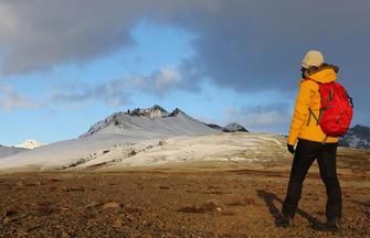 Wandern auf der größten Vulkaninsel der Welt