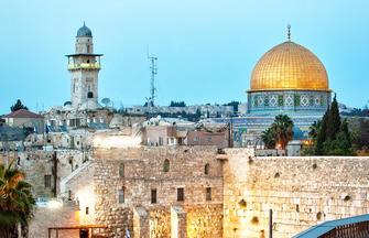 Exklusiv in Israel