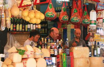Sizilien ─ ein bunter Strauß der Genüsse