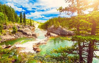 Große Kanadareise