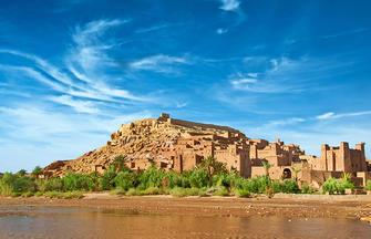 Marokko ─ Straße der Kasbahs