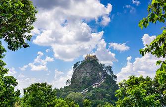 Glanzlichter Myanmars