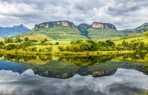 EUROPA 2 und faszinierendes Afrika