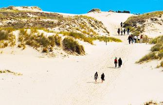 Wandern in den Dünen ─ von Stettin nach Danzig