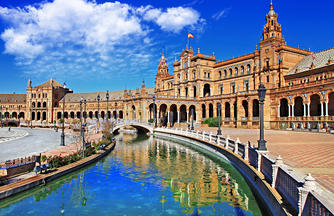 Sevilla ─ Feuriges Andalusien