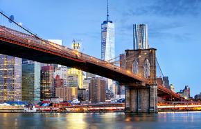 Meeresbrise mit New York
