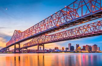 Lebensader Mississippi