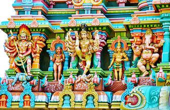 Südindien zum Kennenlernen