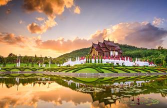 Das Schönste von Thailand-und noch Meer