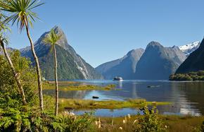 EUROPA 2 und natürliches Neuseeland