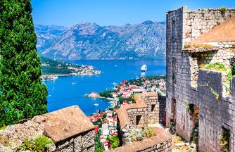 Unbekannte Schönheit Balkan
