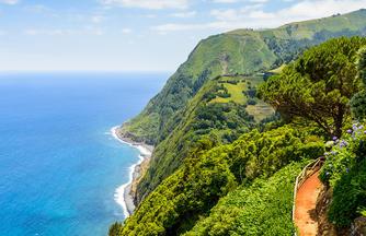 Azoren ─ Die schönen Grünen im Atlantik