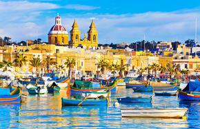 Meeresbrise und Malta