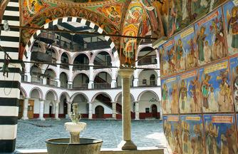 Rumänien und Bulgarien zum Kennenlernen