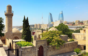 Durch den Kaukasus von Baku bis nach Jerewan