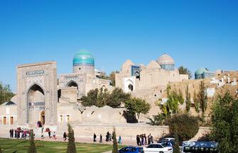 Usbekistan ─ Zauber der Seidenstraße