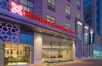 Hilton Garden Inn Al Muraqabat, Dubai