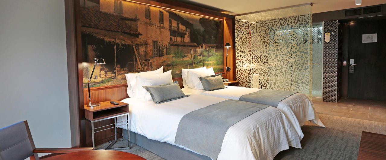 Hotel Cumbres Lastarria, Santiago de Chile