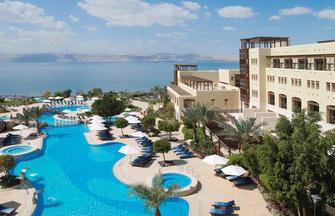 Marriott Jordan Valley Resort & Spa,Totes Meer