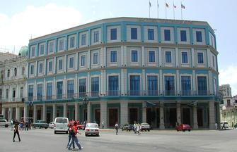 Hotel Telegrafo, Havanna