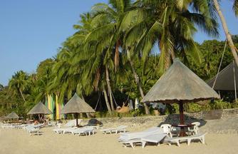 Coco Beach Island Resort, Puerto Galera
