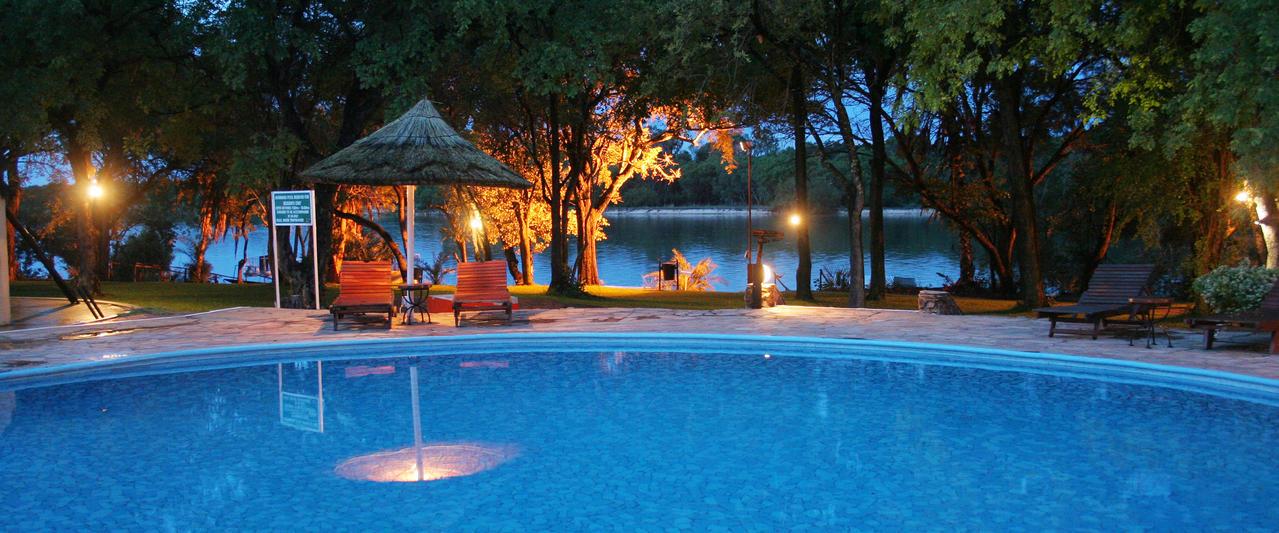 A´Zambezi River Lodge, Victoria Falls