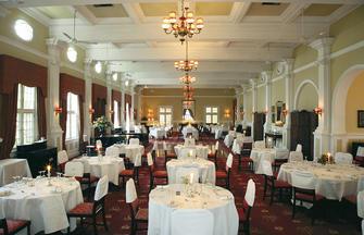 Victoria Falls Hotel, Victoria Falls