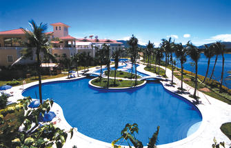 Resort Golden Palm, Sanya/Hainan