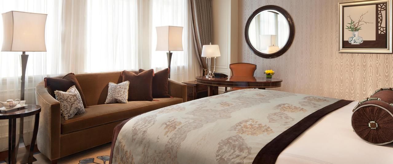 Fairmount Peace Hotel, Shanghai