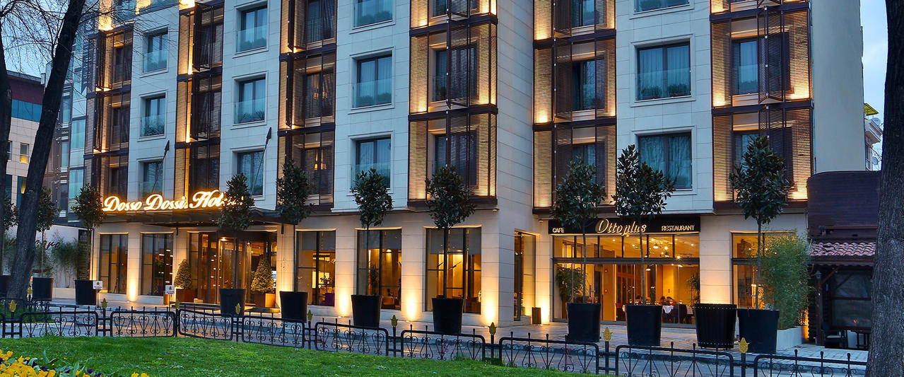 Hotel Dosso Dossi Downtown Fatih, Istanbul