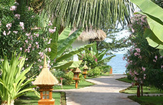 Cham Villas Boutique Luxury Resort, Phan Thiet