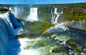 Iguassu ─ die »Großen Wasser«