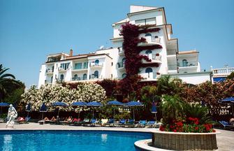 Hotel Sant´Alphio Garden, Giardini Naxos, Sizilien