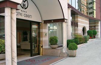 Hotel Giberti, Verona