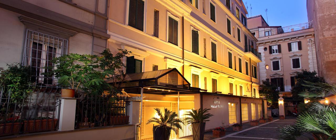Hotel Villa Glori Rom