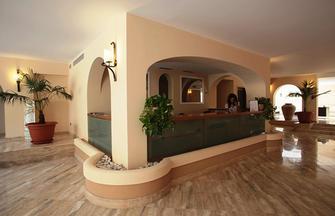 Hotel Tropis, Tropea