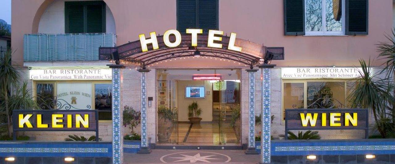 Hotel Klein Wien, Piano di Sorrent