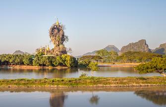 Myanmars unentdeckter Süden