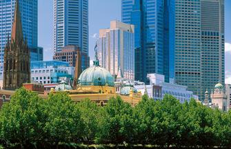 Melbourne ─ die Szenemetropole