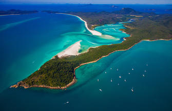 Hamilton Island, Great Barrier Reef