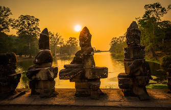 Die Tempel Angkors