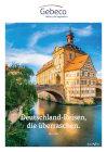 2021 Gebeco Deutschland-Reisen, die überraschen.