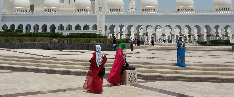 Rundreise durch die Vereinigten Arabischen Emirate