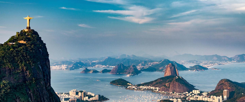 Brasilien ─ Wasserfälle, Zuckerhut und Caipirinha