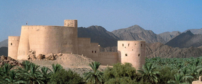 Wunderbarer Oman